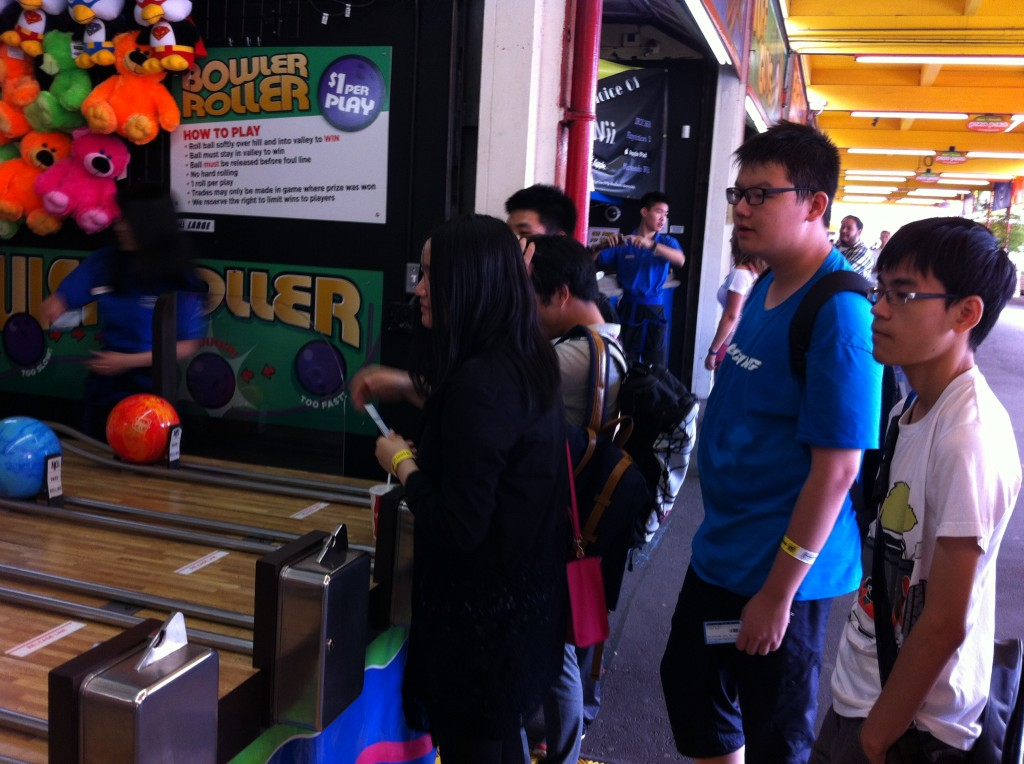 Playland - Summer Semester Activity Day