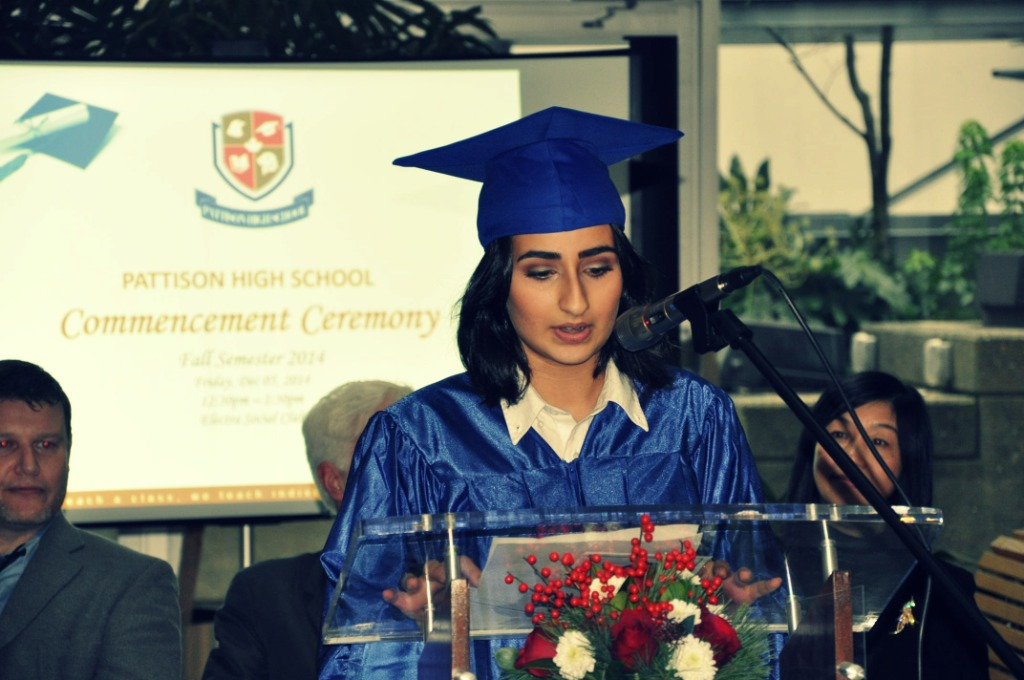 2014 Fall Semester - Commencement Ceremony